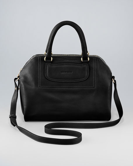 Albane Double-Function Satchel Bag