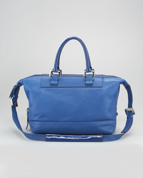 East-West Drew Satchel Bag