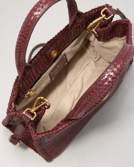 Madras Tote Bag