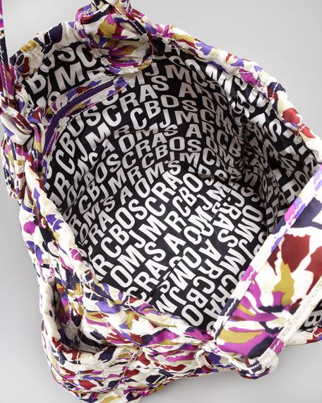 Pretty Nylon Sherwood Tote Bag, Floral Print