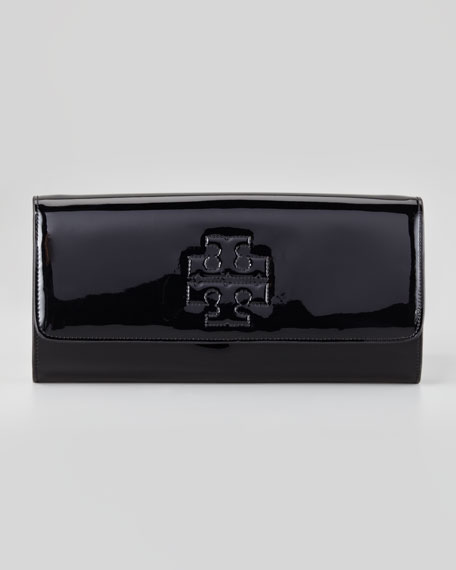 Oversized Bombe Clutch Bag