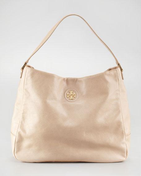 City Leather Hobo Bag