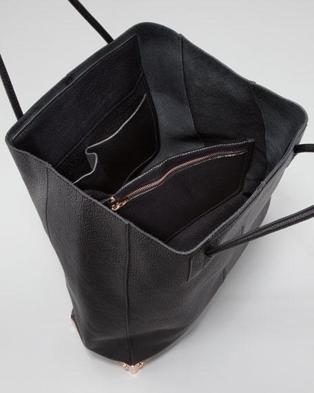 Prisma Leather Tote Bag