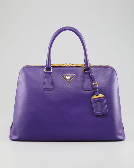 Large Saffiano Promenade Bag