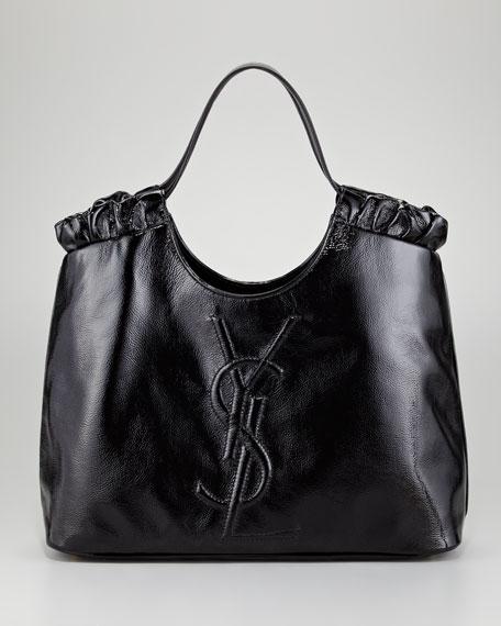 Belle De Jour Patent Leather Shopper