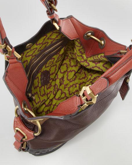 Sydney Colorblock Tote Bag