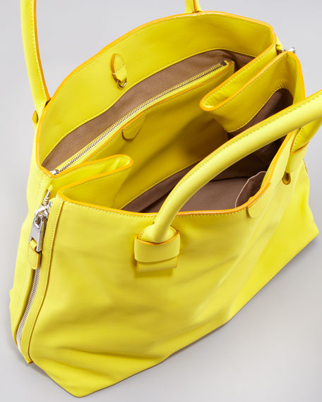 The Sheila Tote Bag, Yellow