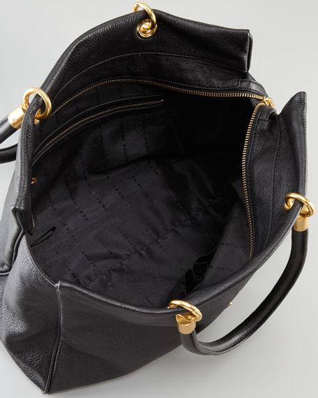 Too Hot To Handle Tote Bag, Black