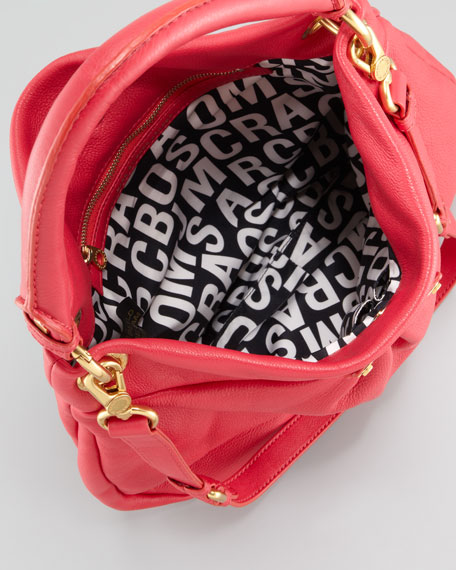 Classic Q Hillier Hobo Bag, Rock Lobster