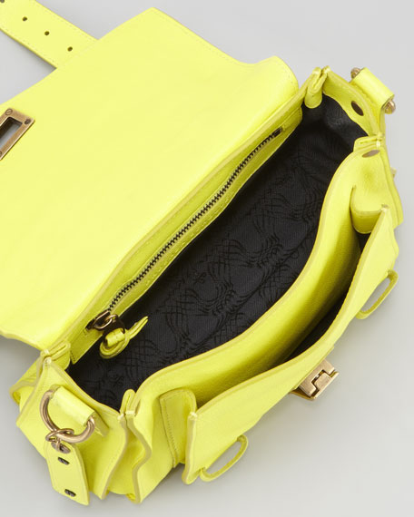 PS1 Shoulder Pouch Bag, Sunshine