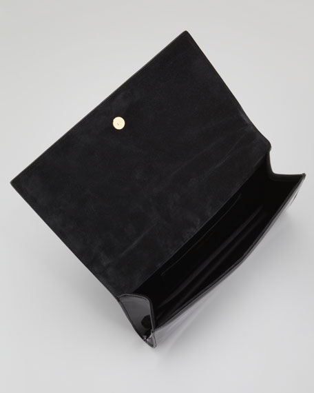 Belle De Jour Clutch Bag, Black