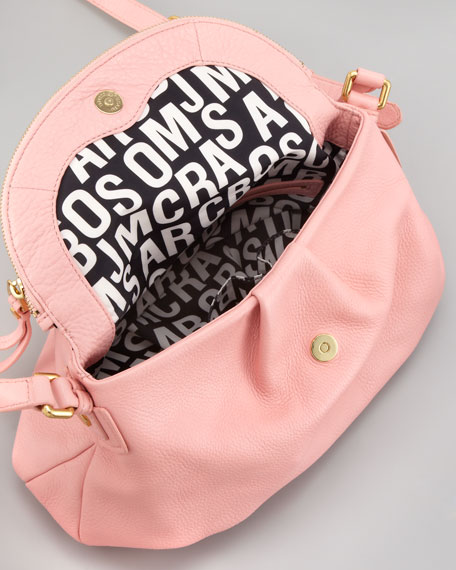 Classic Q Natasha Crossbody Bag, Rose