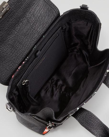 Pashli Floral Mini Satchel Bag