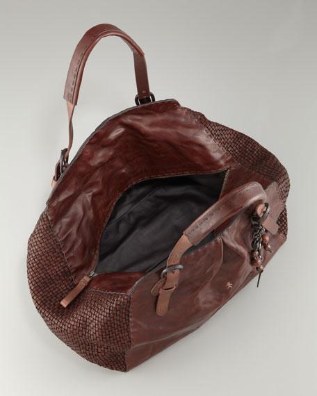 Woven Leather Handbags Australia 2018