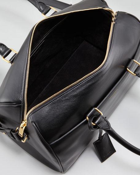 Small Duffel Saint Laurent Bag, Black