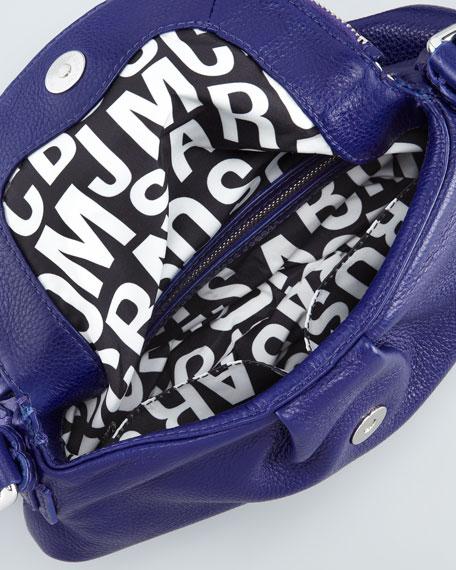 Classic Q Natasha Mini Crossbody Bag, Blue