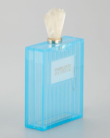 Perfume Clutch, Blue