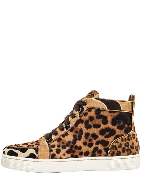 Rantus Orlato Leopard-Printed Sneaker