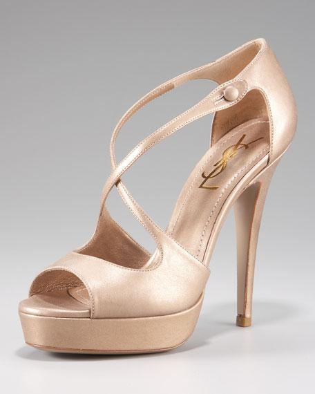 Exclusive Platform Sandal