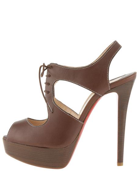 Serena Lace-Up Sandal