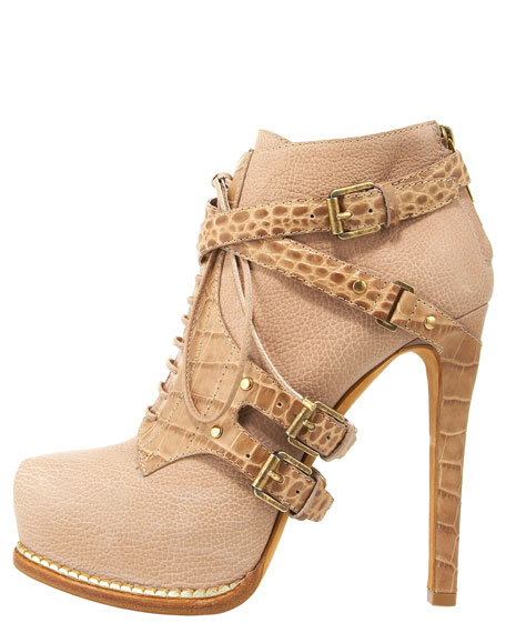 f89c2063 Guetre Ankle Boot