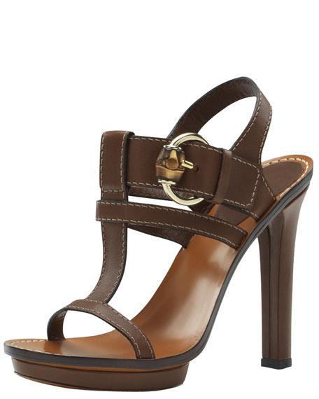 Gwen High-Heel Platform Sandal