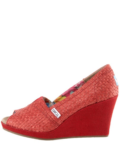 Savannah Woven Wedge