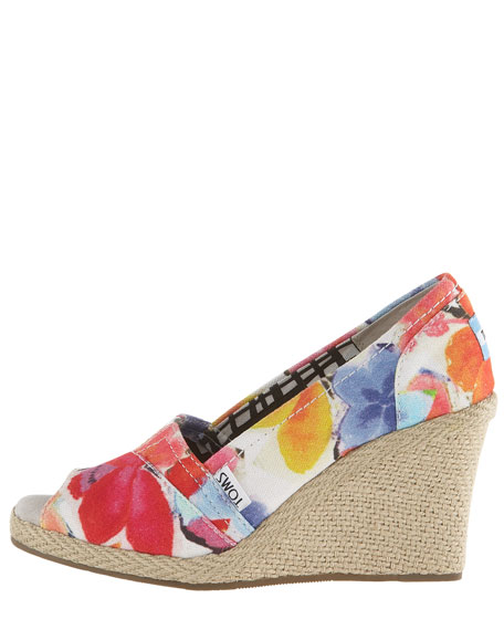 Corbet Wedge Sandal