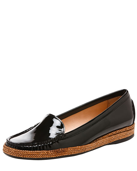 Lanyard-Trim Loafer