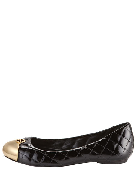 Kaitlin Quilted Ballerina Flat