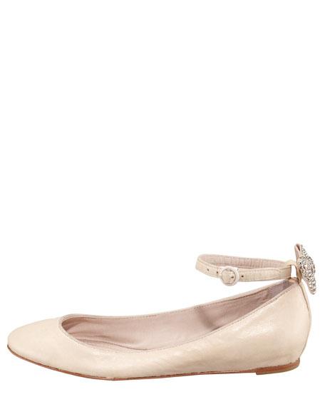 Dakota Back-Bow Ballerina Flat