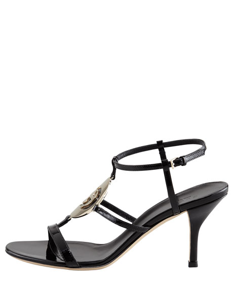 New GG Cage Sandal