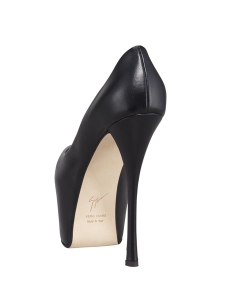 Exaggerated Platform Pump