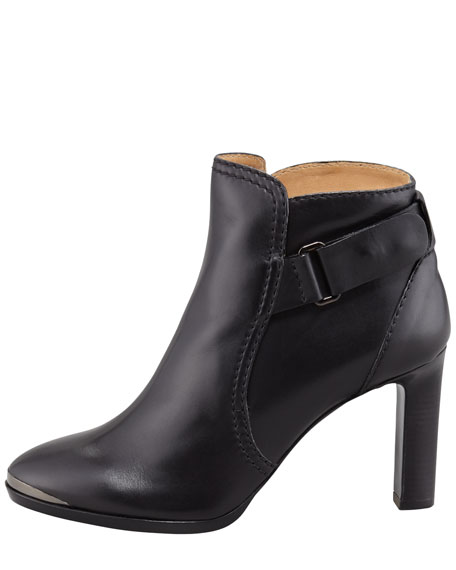 Calfskin Ankle Boot