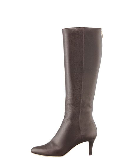 Gem Leather Boot