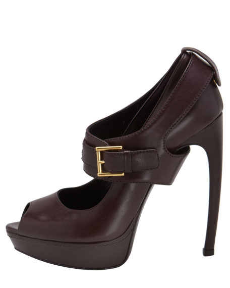 Convertible Mary Jane Pump