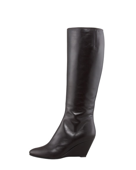 Napa Wedge Boot