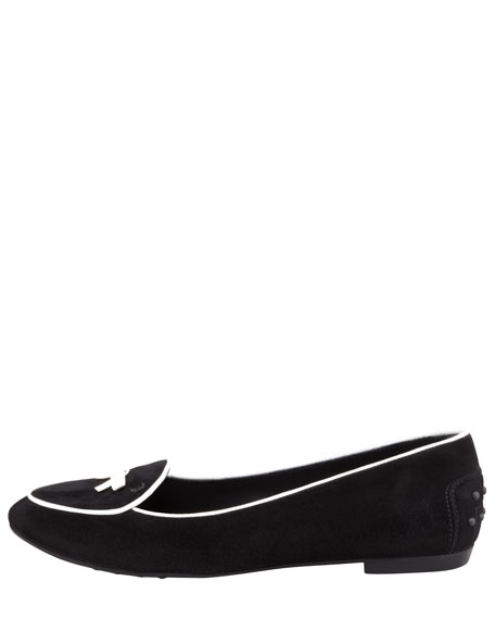 Belgian Suede Loafer