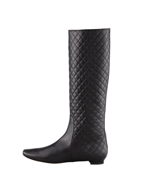 Irieboot Quilted Flat Boot