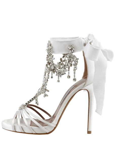 Chandelier Crystal Sandal