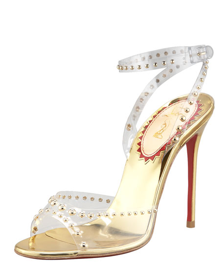 Icone A Clous Red Sole Sandal