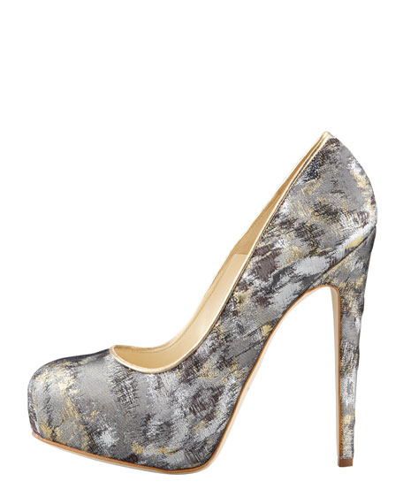 Maniac Graffiti Metallic Pump