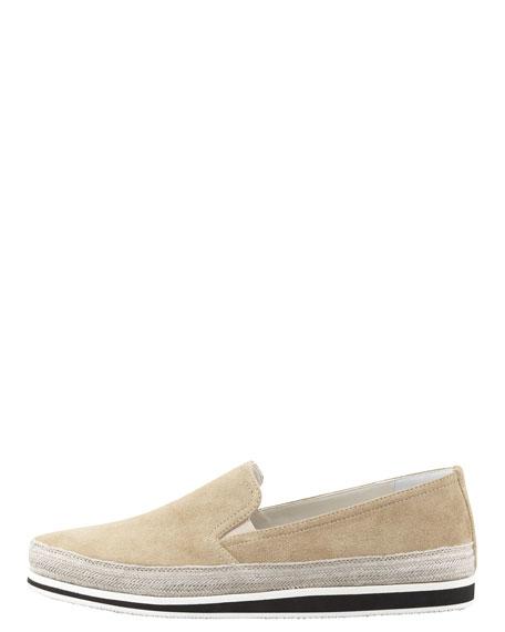 Slip-On Sneaker, Sand