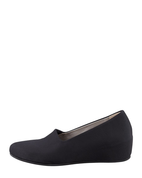 Utopia2 Stretch Mini Wedge, Black