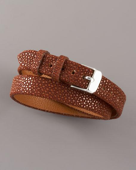 Sting Ray Wrap Bracelet