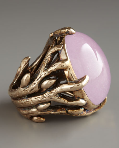 Phosphosiderite Branch Ring