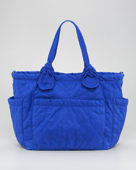 Eliz-a-Baby Bag, Meteorite Blue