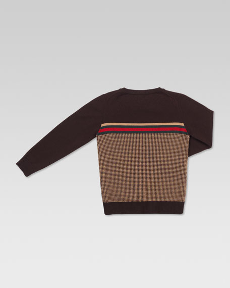 Superfine Merino Crewneck Sweater
