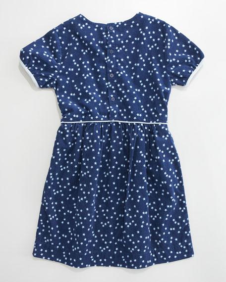 Skippy Star-Print Dress