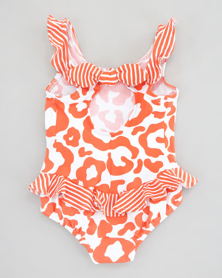Show Your Spots Swimsuit, 12-24 Months